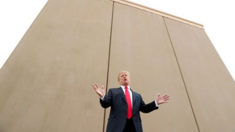 Government Shutdown Over Border Wall Possible