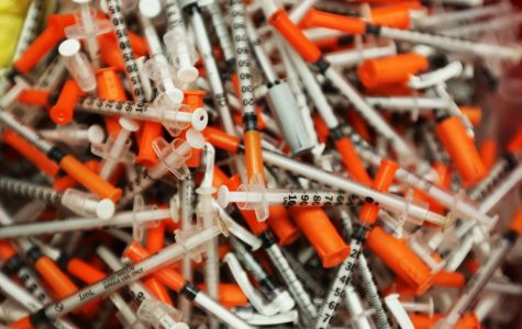 Needle exchange programs can lower HIV rates among those who inject opioids.
