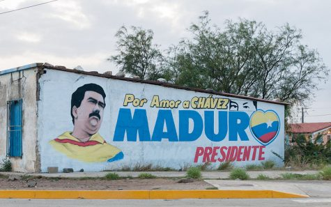 A 2013 campaign ad for current President of Venezuela  Nicolás Maduro.