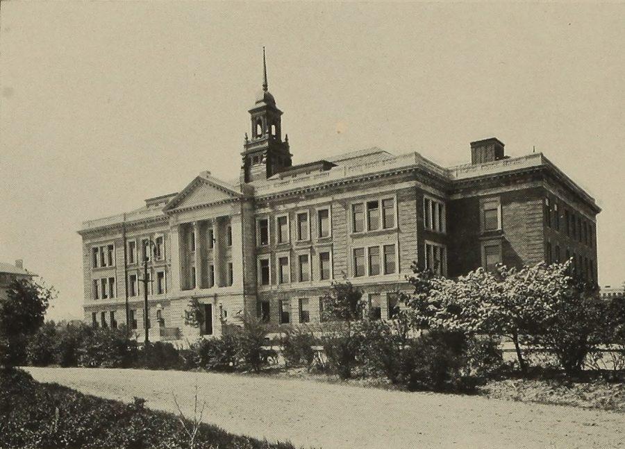 Main+College+Building+circa+1908