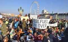 Climate Protests Heating Up In London
