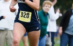 Najimy leads Cross-Country, earns All-Conference First Team