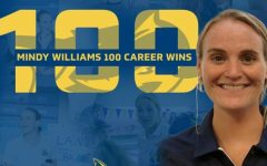 SwimDive Gives Williams Her 100th Career Coaching Victory in 180-120 Decision at Mount Holyoke