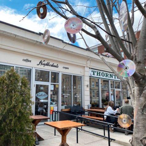 Neighborhoods Cafe, located on Peterborough Street.