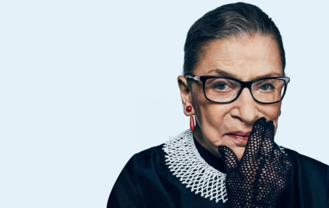 Supreme Court Justice Ruth Bader Ginsburg. Photo from the New Yorker.