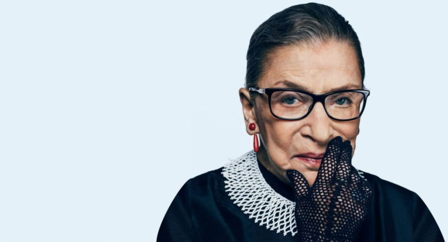 Supreme+Court+Justice+Ruth+Bader+Ginsburg.+Photo+from+the+New+Yorker.
