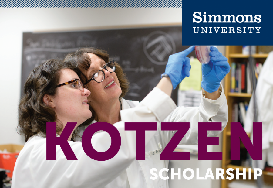 The Kotzen scholarship knocks down barriers to a liberal arts education, but only for some