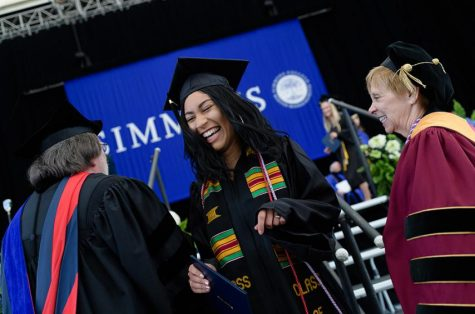 Commencement 2021 will be virtual according to an email from administration
