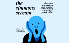 The Simmons Scream: Simmons Universitys only student-run satire publication