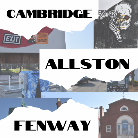 A tour of street art in Allston, Cambridge, and Fenway